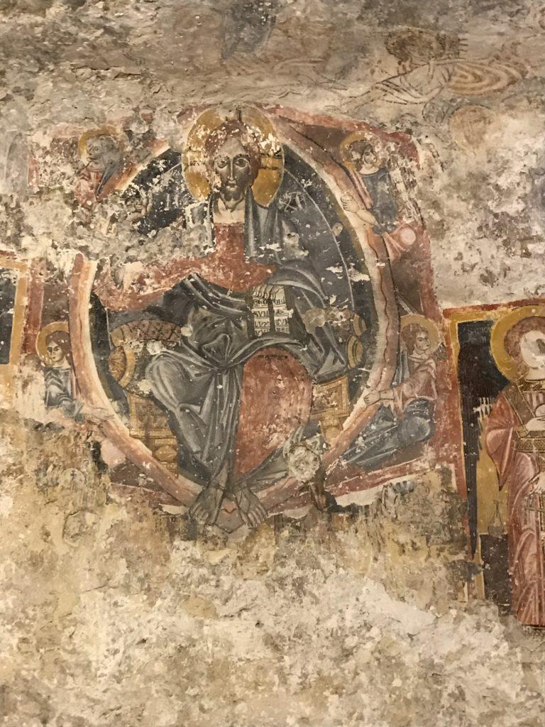 Modica underground chapel