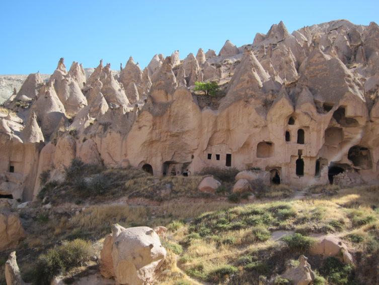Dwellings, Cappadocia