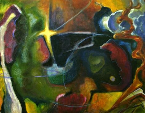 Paci Hammond Paintings — Opening