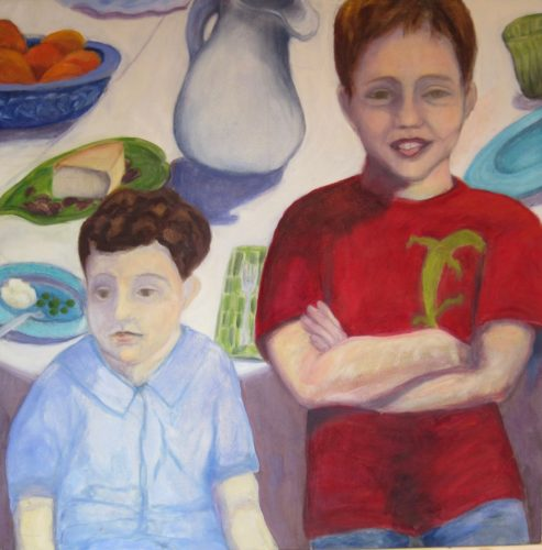 Paci Hammond Paintings — Family #2