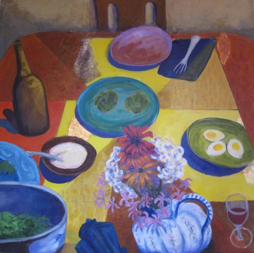 Paci Hammond paintings -Table 2