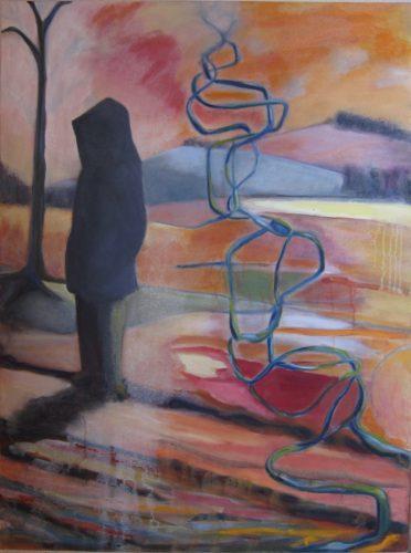 Paci Hammond Paintings — Vermont Oil painting